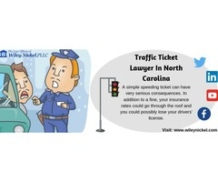 Wake County Speeding Ticket Lawyer | Raleigh Traffic Citation Lawyer | Law Offices of Wiley Nickel |