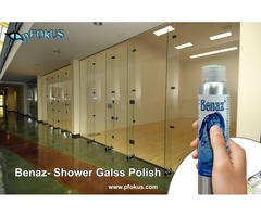 Best Water Stain Remover and Shower Glass Polisher