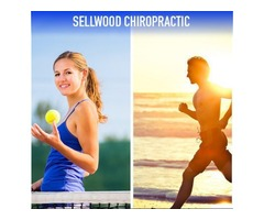 Did you know chiropractic care is the best defensive treatment of Sports injuries?