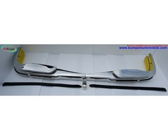 Mercedes W108 bumper (1965-1973) by stainless