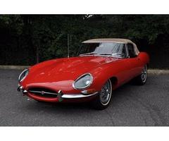 1964 Jaguar SERIES E-Type Roadster