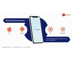 Professional Mobile Apps Development Company in the USA