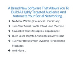 Fully Automated Target Your FB Audience, 37$ /MO