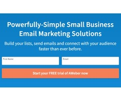Powerfully-simple email marketing tools and expertise.