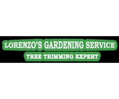 Lorenzo's Gardening Service