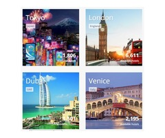 Planning to travel you should compare the prices