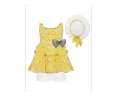 Cute Summer Outfits for Little Girls