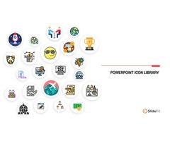 SlideKit - Latest PowerPoint Icon Library