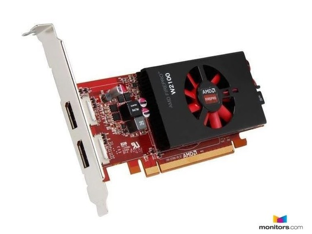 New Barco MXRT-2600 2GB PCIe Small Form Graphic Card | free-classifieds-usa.com