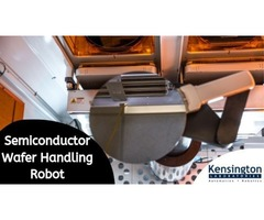 Semiconductor Wafer Handling Automation Robots with Numerous Applications