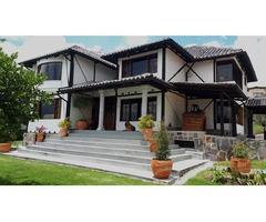 FOR SALE RUSTIC HOUSE STYLE – ECUADOR VALLE LOS CHILLOS