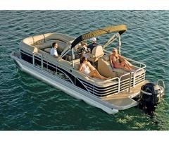 Pontoon Boats for Rent Bolton Landing NY