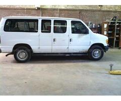 2004 Ford E-350 XL SD Passenger Van