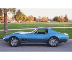 1970 Chevrolet Corvette Coupe T-TOP