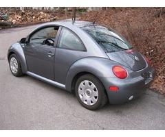 2002 Volkswagon Beetle GLS TDI