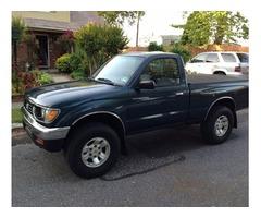 Sell 1997 Tacoma SX $2000