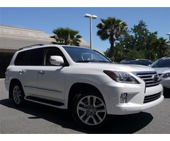 For Sale Fairly Used 2013 Lexus LX 570 Base 4×4 4dr SUV Full Option