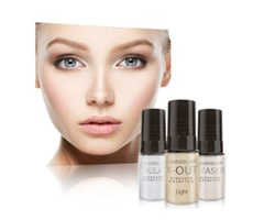 Luminess Air Airbrush Makeup System — Silk, Ultra, Satin and Matte A Flawless Foundation