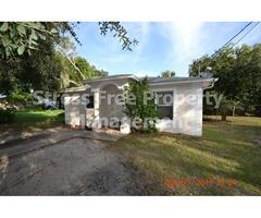 3 Bed/2 Bath Home 2214 E 19th Ave. Tampa, FL 33605
