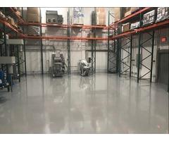Commercial Epoxy Floor Contractors Orlando, Fl