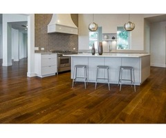Wood Flooring Offers Minimal Design for Maximum Impact