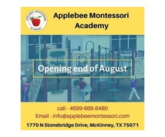 Montessori near your location – Applebee
