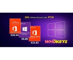 Microsoft windows for sale