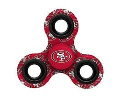 NFL New England Patriots 3 Way Fidget Spinner