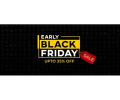 Early Black Friday Deals Upto 35% OFF on Computer Hardware
