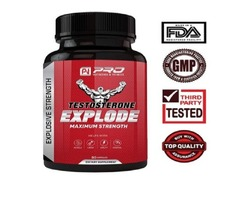 Pnfit's Testosterone Explode Help you to Increase Endurance
