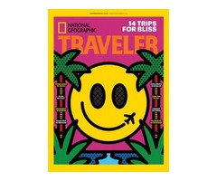 National Geographic Traveler magazine subscription Best price