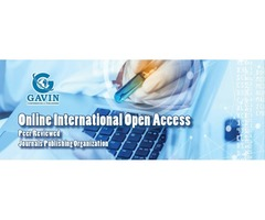 Gavin Publishers | Open Access Journals | Conferences and Event Organizer