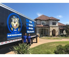 Get Local Moving Services in Austin or Nearby
