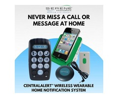Buy Home Alert System from Serene Innovations