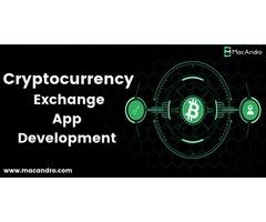 Cryptocurrency Exchange App Development | MacAndro