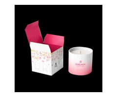 Get Custom Printed Candle Boxes