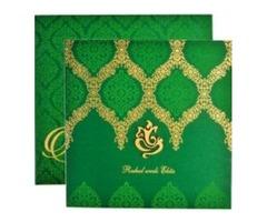 Buy Hindu Wedding Cards from Shubhankar