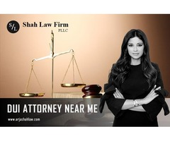 Shah Law Firm PLLC - DUI Lawyers