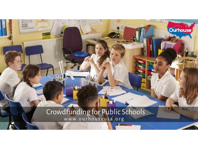 Start Crowdfunding for Public Schools to Build a Future | free-classifieds-usa.com