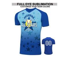 eeni Sports makes softball shirts, apparel and uniforms for softball American teams