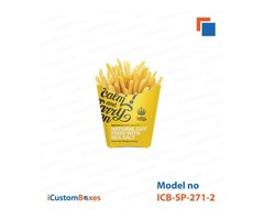 Get french fry boxes wholesale from us