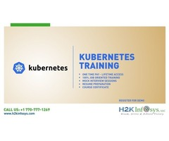 The Best Kubernetes training in USA