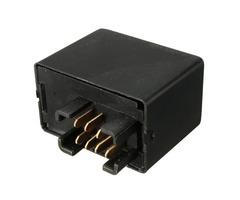 7 Pin LED Flasher Relay Indicator Light For Suzuki SV650 SV650S SV1000 SV1000S