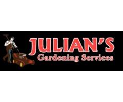Julians Gardening Service