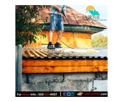Virtue Pro is a Roof Cleaning Company