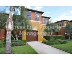 3 Bed/2.5 Bath Townhome 1034 Blackwater Dr. Wesley Chapel, FL