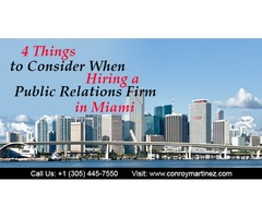 Public Relations Firms in Miami And Pr Companies Miami