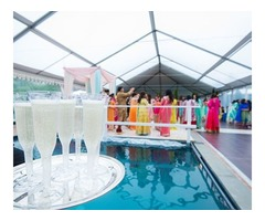 Venue management for Indian Wedding Catering
