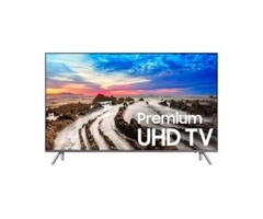 Samsung UN65MU8000 65-inch 4K SUHD Smart LED TV