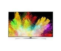 """LG 65"""" 65SJ8500 Super UHD 4K HDR Smart LED HDTV With WebOS 3.5 - White"""